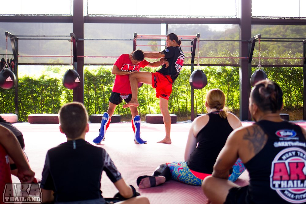 What to Expect at AKA Thailand's Muay Thai Class