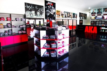 AKA Thailand Showroom & Pro Shop