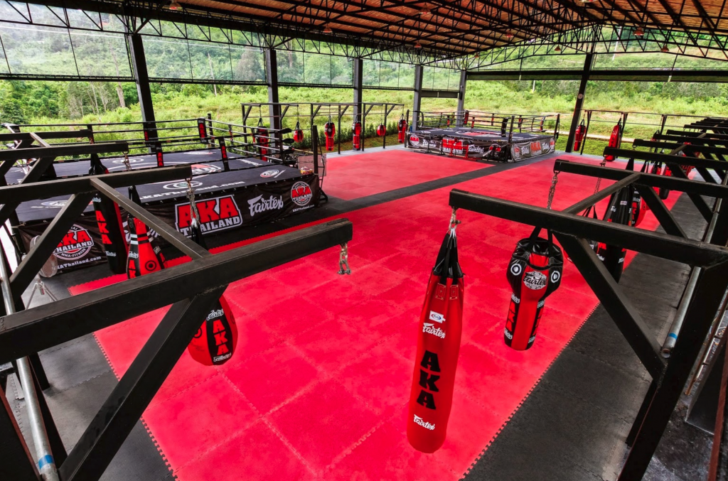 Muay Thai Facility