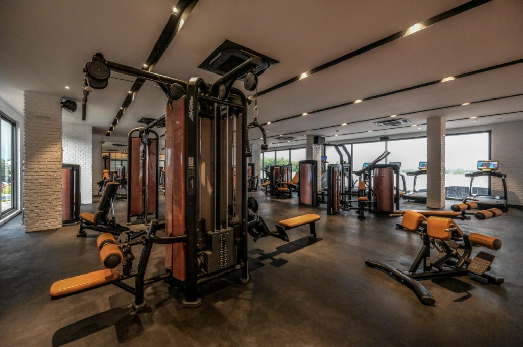 Stay Wellbeing and Lifestyle Resort Fitness Center