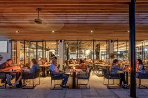 Stay Wellbeing and Lifestyle Resort Fresca Outside Dining