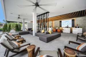 Stay Wellbeing and Lifestyle Resort Lobby