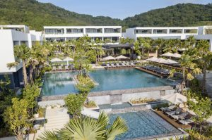 Stay Wellbeing and Lifestyle Resort Pool_AerialView