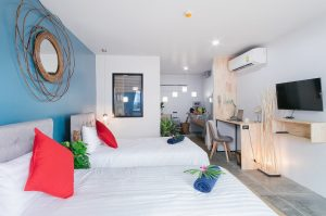 Jane Homestay Deluxe with Pool View