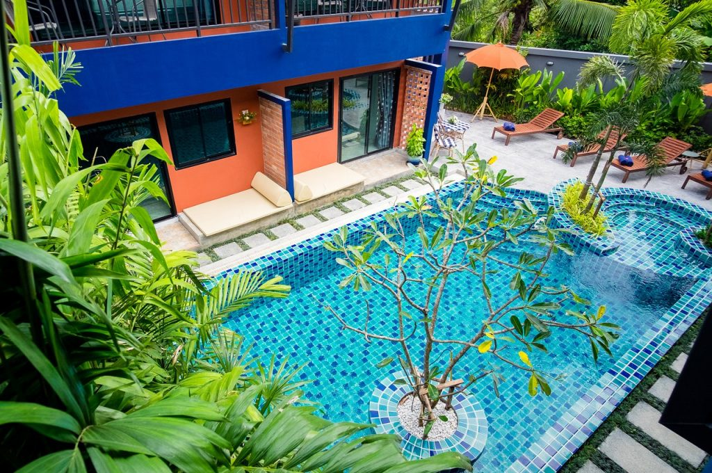 Jane Homestay Outdoor Pool