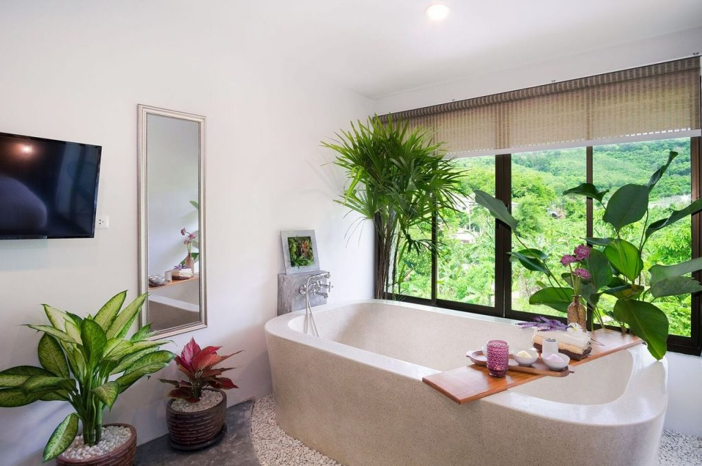 Jane Homestay Suite with-spa-bathtub