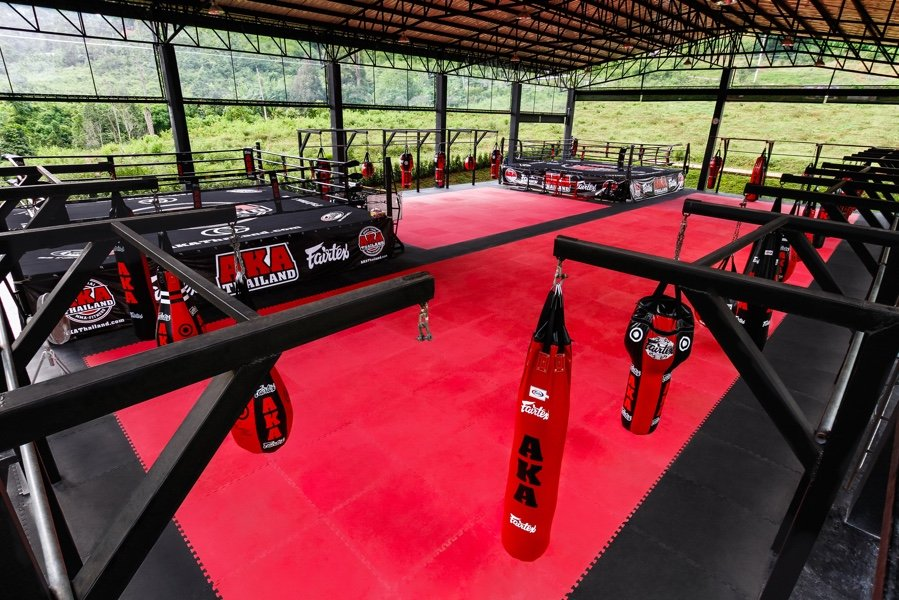 Muay Thai Area