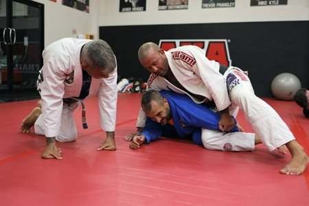 Private Brazilian Jiu Jitsu Lesson