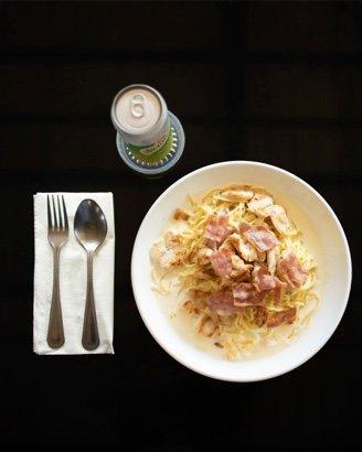 Contender Cafe Meal